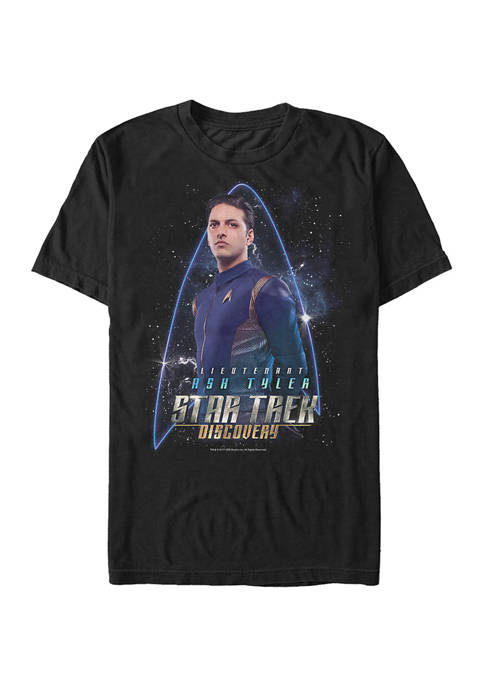 Ash Tyler Space Graphic T-Shirt