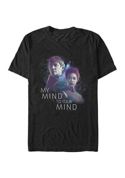 Vulcan Mind Graphic T-Shirt