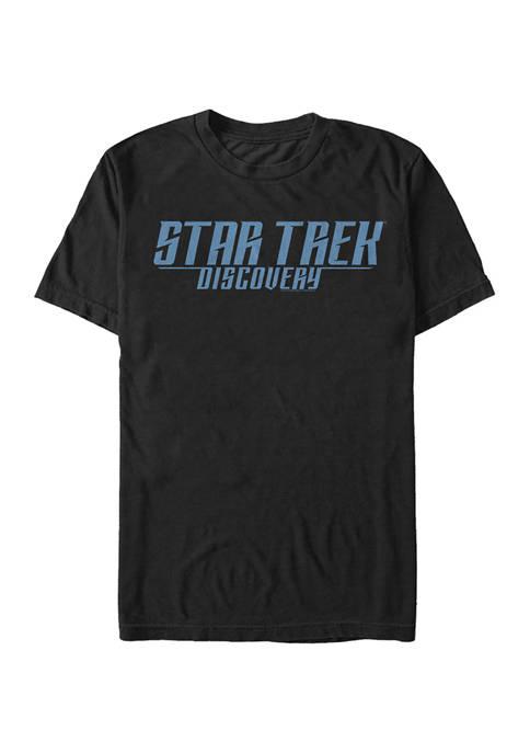 Discovery Retro Logo Graphic T-Shirt