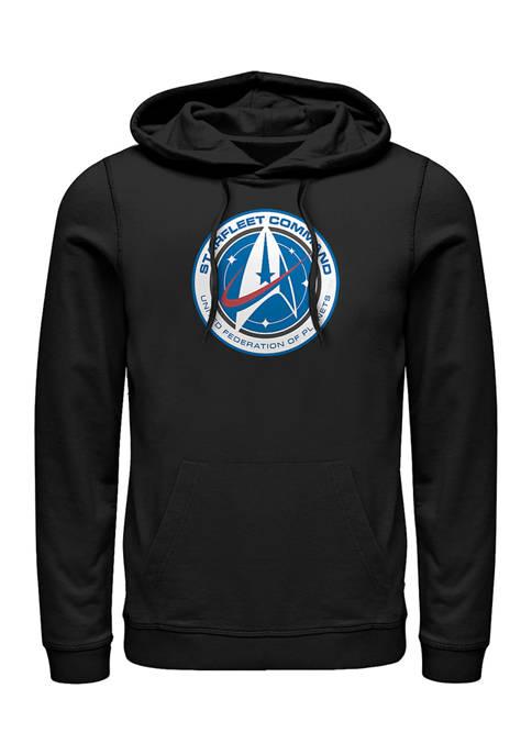 Starfleet Command Badge Graphic Hoodie