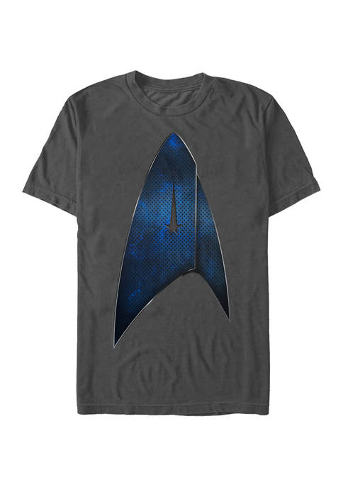 Discovery Blue Chevy Graphic T-Shirt