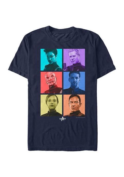Modern Trek Graphic T-Shirt