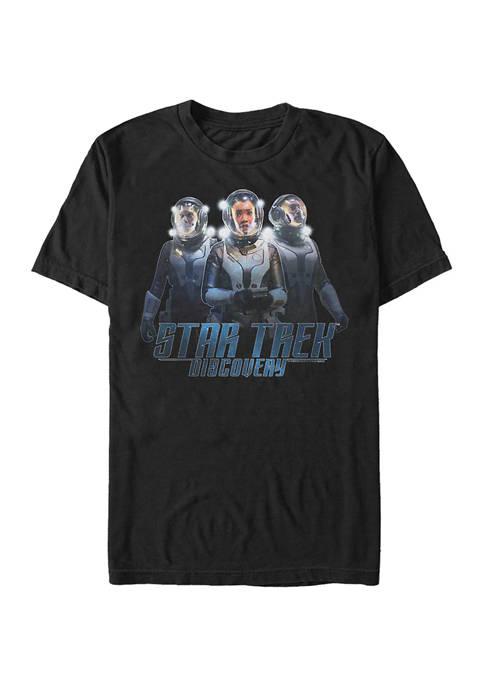 Spacesuit Graphic Crew Fleece Sweatshirt