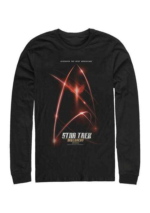 Second Logo Graphic Long Sleeve T-Shirt