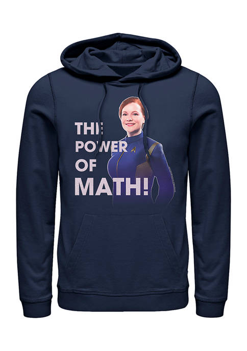 Power of Math Tilly Graphic Hoodie