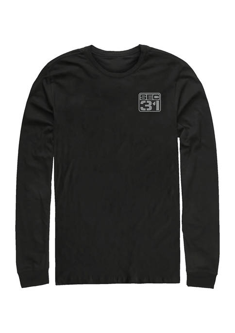 STAR TREK Section Thirty One Graphic Long Sleeve