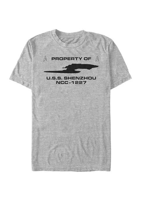 Shenzhou Graphic T-Shirt