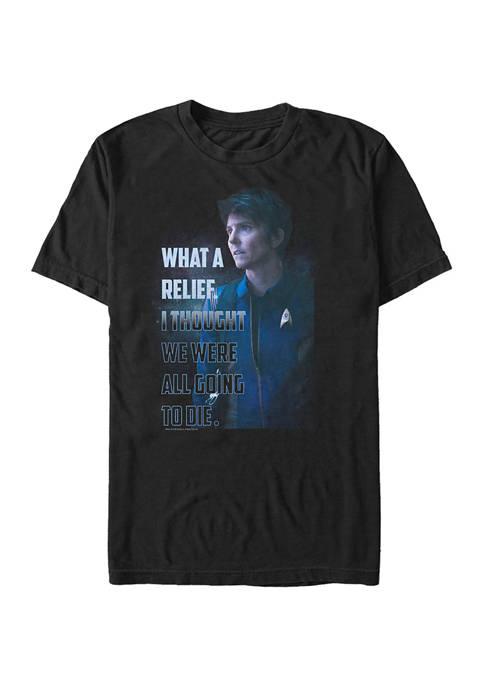 STAR TREK All Going To Die Graphic T-Shirt