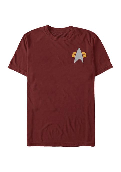 STAR TREK Delta Badge Graphic T-Shirt
