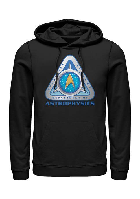 Starfleet Astros Graphic Hoodie