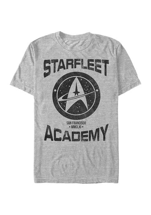 Star Trek Multiple Franchise Starfleet Complete Graphic T-Shirt