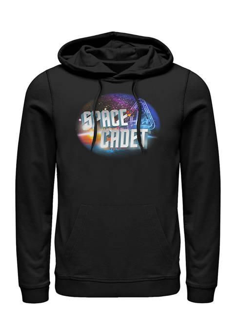 Star Trek Multiple Franchise Space Cadet Graphic Hoodie