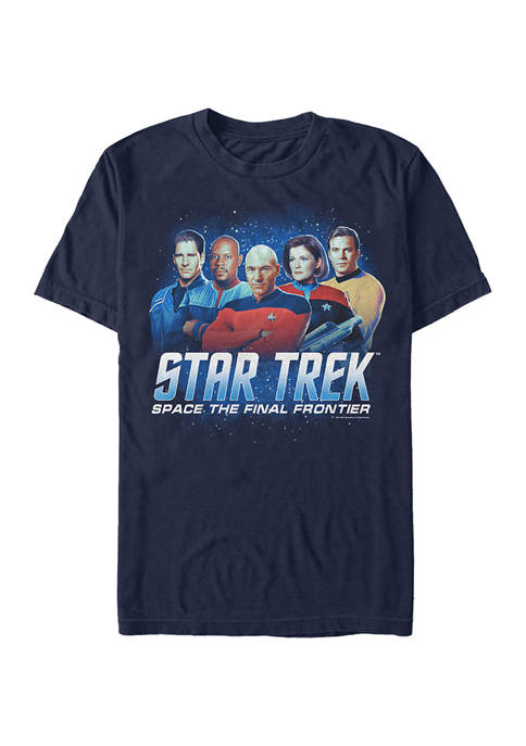 Captains of Space Graphic T-Shirt