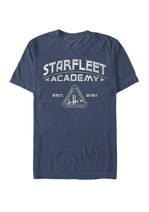 STAR TREK Big & Tall Starfleet Academy Logo