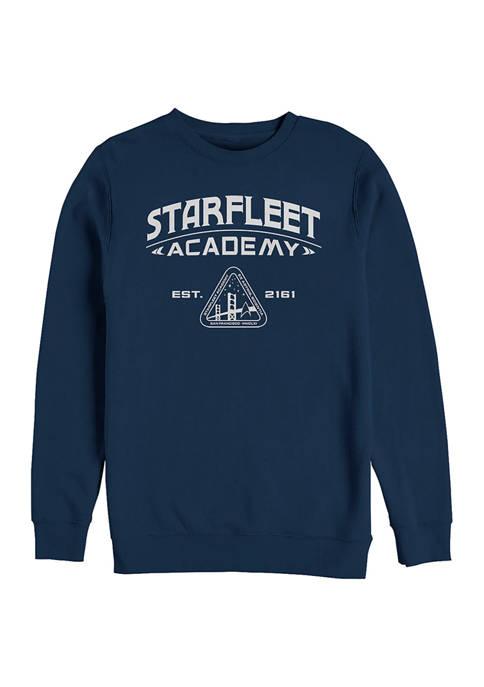 Star Trek Multiple Franchise Starfleet Academics Graphic Crew