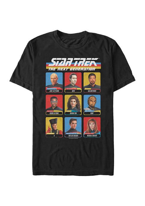 Next Gen Cast Graphic T-Shirt