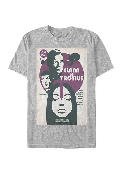 STAR TREK Elaan of Troyius Poster Graphic T-Shirt