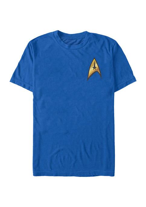 STAR TREK Command Badge Graphic T-Shirt