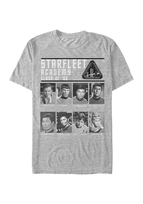 STAR TREK Trek Yearbook Graphic T-Shirt
