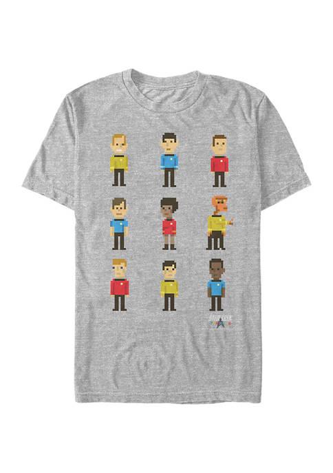 Pixel Station Graphic T-Shirt