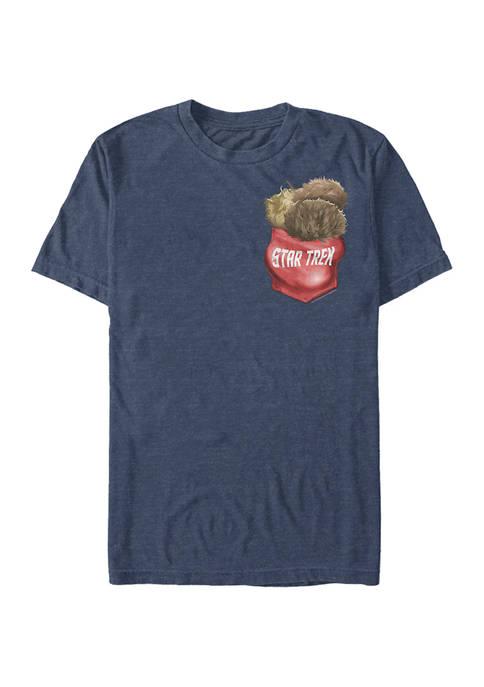 STAR TREK Pocket Tribbles Graphic T-Shirt