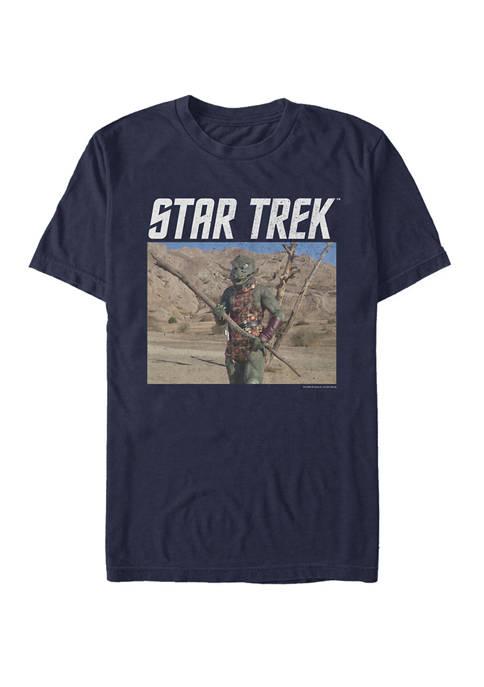 STAR TREK Gorn Episode Arena Short Sleeve T-Shirt