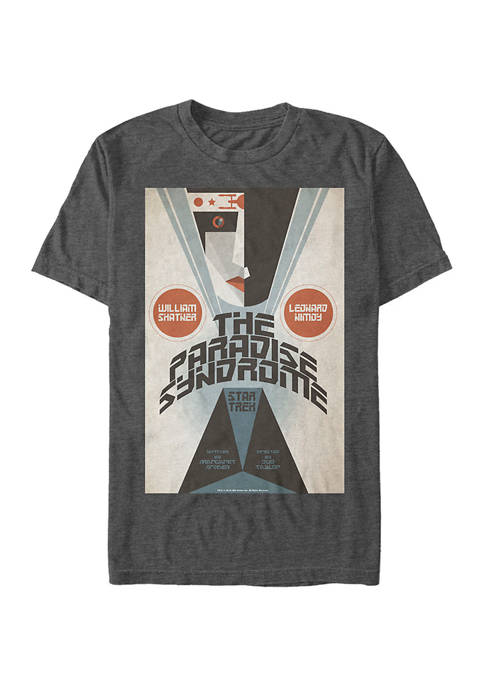 STAR TREK The Paradise Syndrome Poster Graphic T-Shirt