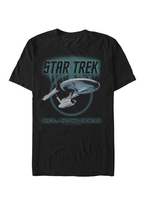 Star Trek The Original Series Enterprise Glow Short