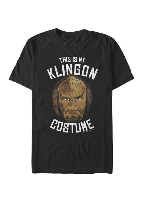 Star Trek The Original Series Klingon Costume Halloween