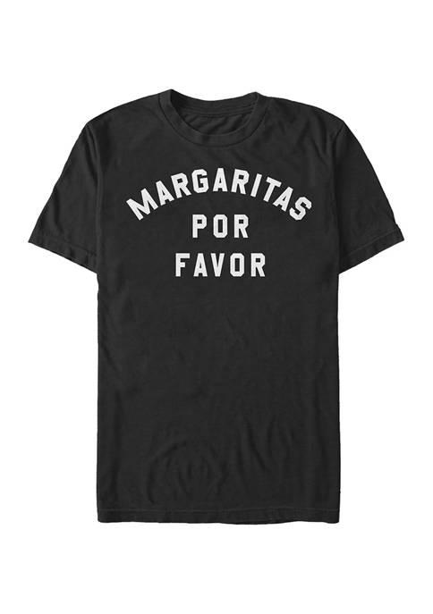 V-Line Marg Favor Graphic T-Shirt