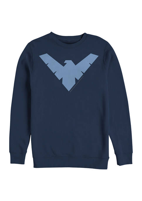 Batman™ NightWing Graphic Crew Fleece Sweatshirt