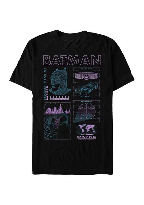 Batman™ Schematic Graphic T-Shirt
