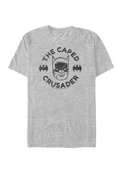 Batman™ Distressed Crusader Graphic T-Shirt