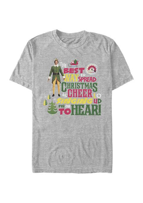 Elf Short Sleeve T-Shirt