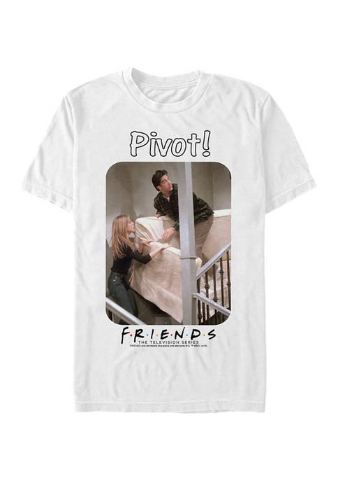 Pivot! Graphic Short Sleeve T-Shirt