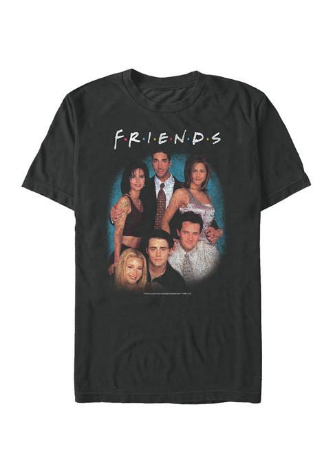 Friends Backlit Graphic Short Sleeve T-Shirt