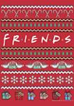 Friends Fleece Crew Neck Sweater