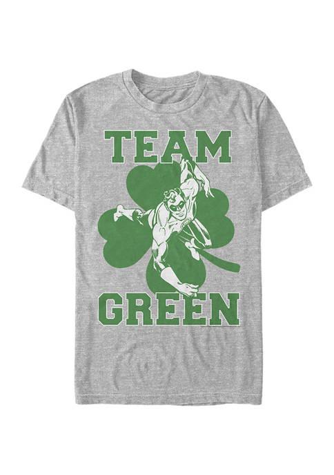 Green Lantern Lantern Team T-Shirt