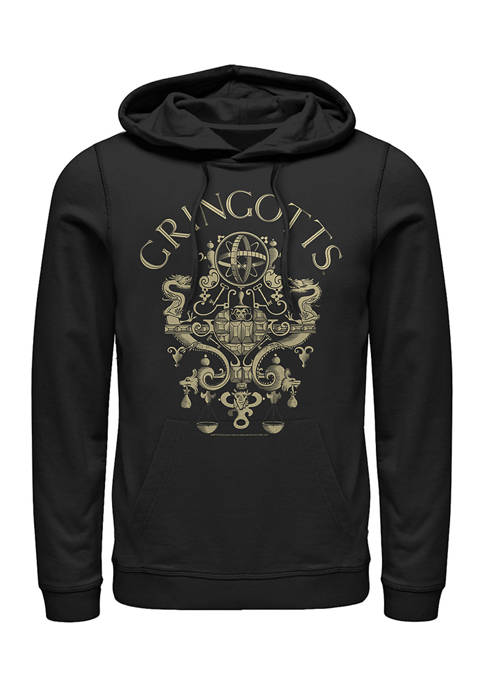 Harry Potter™ Harry Potter Gringotts Logo Fleece Graphic