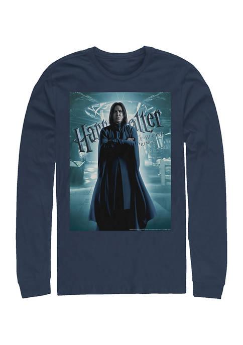 Harry Potter™ Harry Potter Snape Poster Long Sleeve