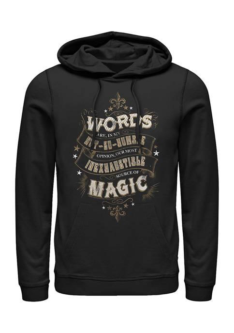 Harry Potter™ Harry Potter Humble Words Fleece Graphic