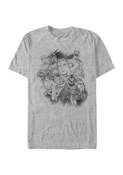 DC Comics Justice League™ Stand Tall Short Sleeve
