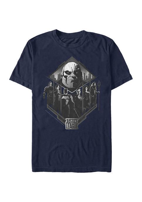 DC Comics Justice League™ Gray Darkseid Graphic T-Shirt