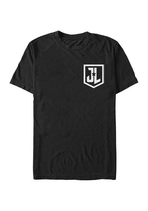 Justice League Vector League Symbol Graphic T-Shirt