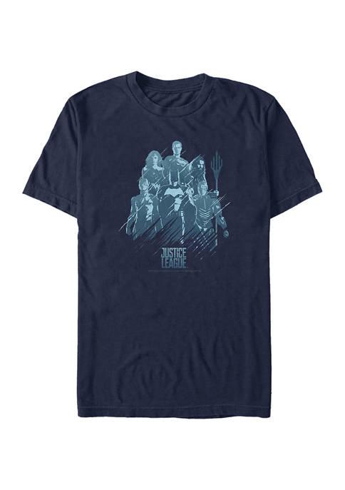 DC Comics Justice League™ Hue League Graphic T-Shirt
