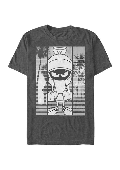 Looney Tunes™ Marvin Scale Graphic Short Sleeve T-Shirt