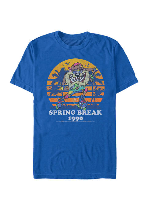 Looney Tunes™ Rolling Along Graphic Short Sleeve T-Shirt