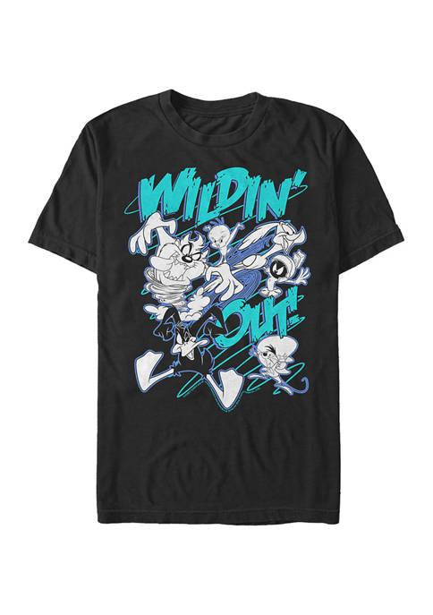 Looney Tunes™ Wildin Graphic Short Sleeve T-Shirt
