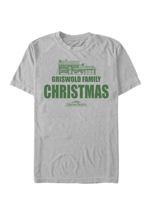 National Lampoons Christmas Vacation Short Sleeve T-Shirt