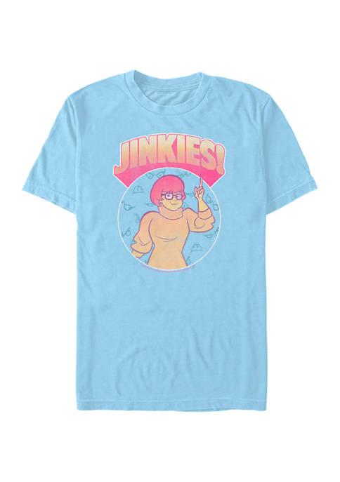 Scooby Doo™ Jinkies Graphic Short Sleeve T-Shirt